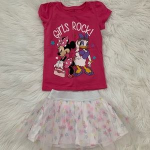 Disney clothes for toddlers girls